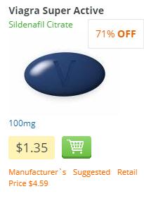Viagra Super Active +